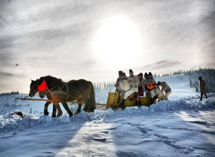 SIGHET - Crăciun în Maramureș